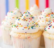 Cupcakes – Confete