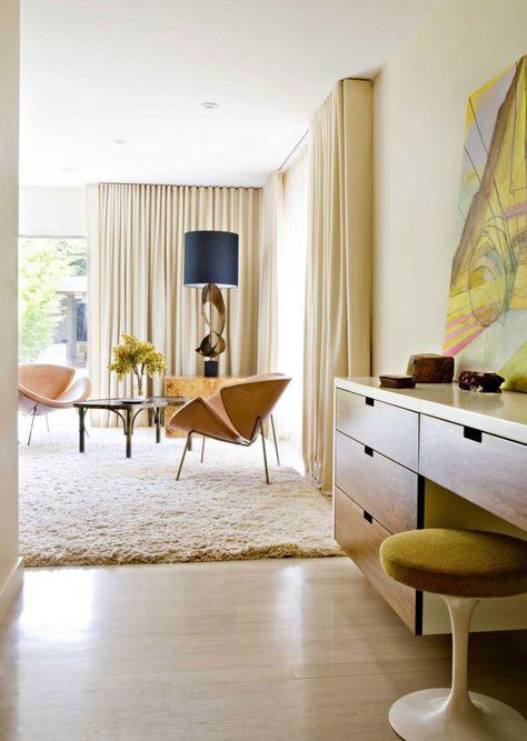 Moderno e vintage na decoração